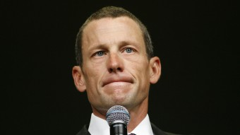 Lance Armstrong: Creep