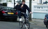 Want A Free Bike? Stalk Damon Albarn