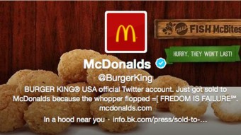 Twitter Hackers Target Jeep and Burger King.