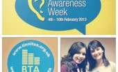 It's Tinnitus Awareness Week