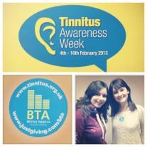 It's Tinnitus Awareness Week