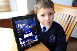 Boy Spends $2500 on Ipad App in Minutes.