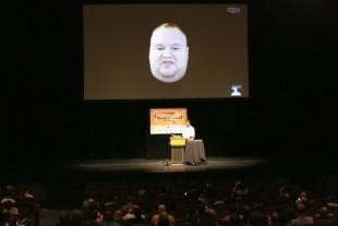Kim Dotcom Speaks at SXSW