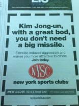 Kim Jong-Un Urged To Hit The Gym
