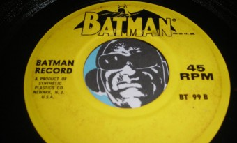 Real Bats Sing Batman