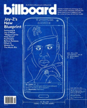 jay z billboard magazine cover
