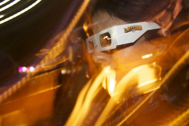 kraftwerk 3d glasses latitude festival 2013