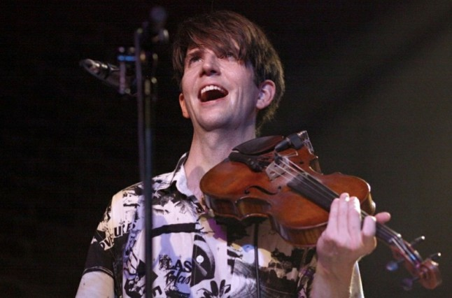 owen pallett village underground