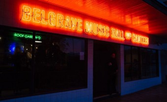 TRAAMS, Cowtown, Imp & Weirds @ Belgrave Music Hall, Leeds