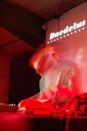 Daedelus brighton green door store live