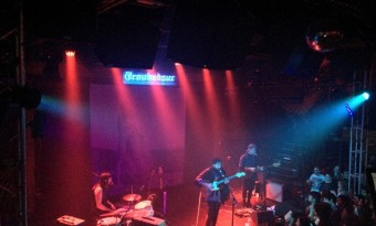 Unknown Mortal Orchestra @ The Troubadour, L.A.