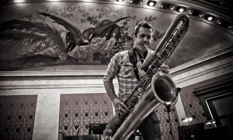 Colin Stetson - An interview with a phenomenon