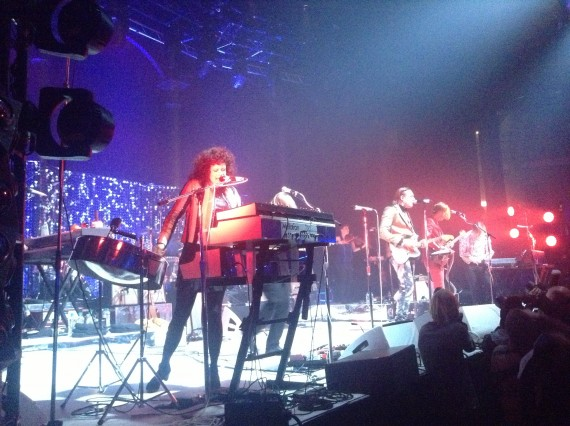 arcade fire reflektors roundhouse