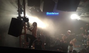 The Orwells @ Troubadour, West Hollywood