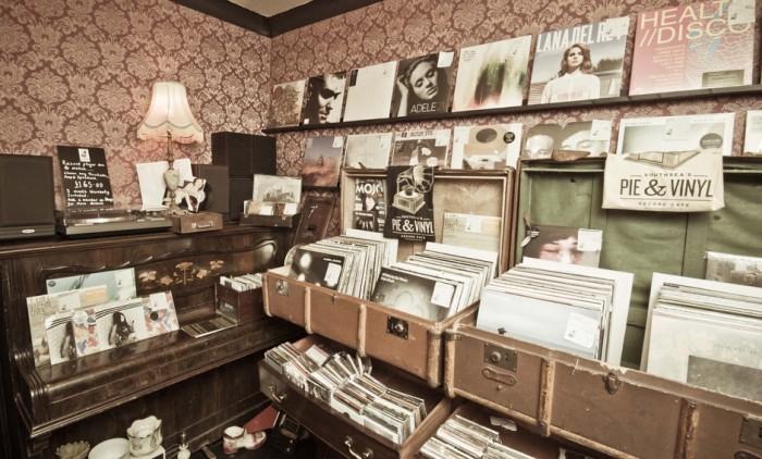 Pie & Vinyl