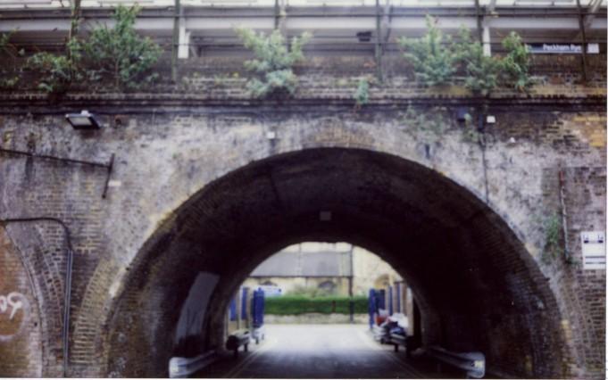 peckham arch - Scarlett Pimlott-Brown