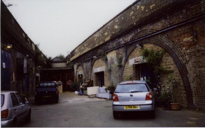 the arches - Scarlett Pimlott-Brown