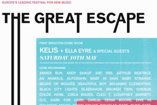 The Great Escape, Brighton - Friday May 9