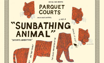 Parquet Courts – Sunbathing Animals