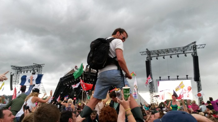 rudimental glastonbury 2014