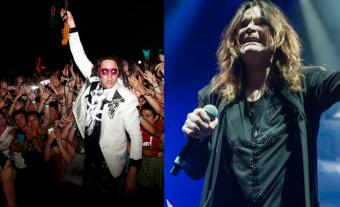 Arcade Fire vs. Black Sabbath @ Hyde Park