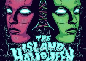 Return to The Island this Halloween