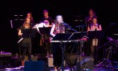 Julia Holter with s t a r g a z e @ Barbican