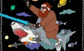 Single-Minded: Actin' Crazy with Action Bronson…