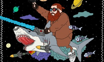 Single-Minded: Actin' Crazy with Action Bronson...