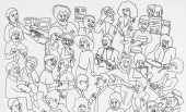 Romare – Projections