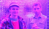 Alden Penner & Michael Cera @ The 100 Club