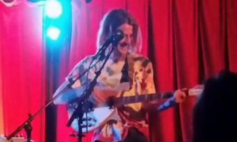 Christopher Owens @ Barboza