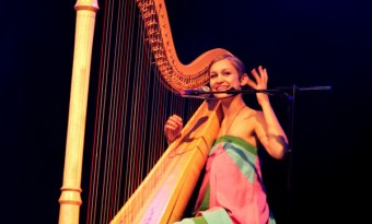 Forgotten lyrics and a forgettable band, but Joanna Newsom still captivates...