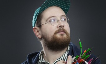 Dan Deacon sets up residence at Convergence's Art Party