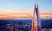 The Guardian offers a free virtual trip to the top of the Shard