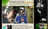 Snoop Lion's Reincarnated: Track Notes App