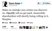 The Spotify Debate…