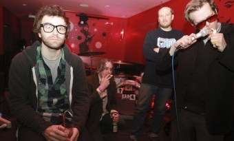 Marijuana Deathsquads @ The Black Heart - A Review in Stereo
