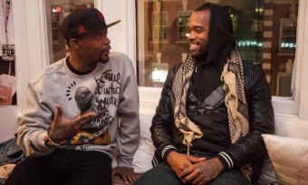 Fela, Fitness and Urban Farming - An Interview with Dead Prez