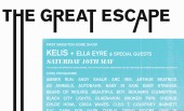 The Great Escape, Brighton – Friday May 9
