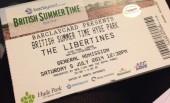The Libertines @ Hyde Park British Summertime