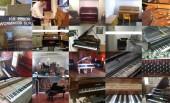 Matthew Herbert plays 20 Pianos @ the Southbank Centre