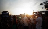 Braving heat and Haim at Germany's appropriately named Melt! Festival…