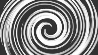 Radioactive Man - White Light Monochrome