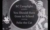 BC Camplight – You Should've Gone To School