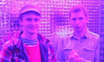 Alden Penner & Michael Cera @ The 100 Club