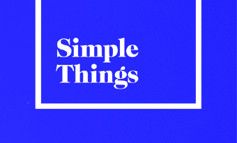 The return of Simple Things to Bristol is imminent…