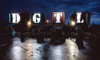 The DGTL revolution takes a wet Barcelona by storm
