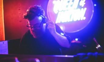 DJ eops delivers a Dam Funk Vinyl mix...