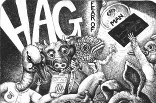 HAG explain their 'Fear Of Man'